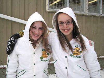 cheerleading jackets