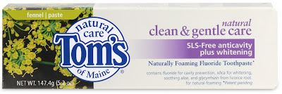 Tom's of Maine Fennel Toothpaste