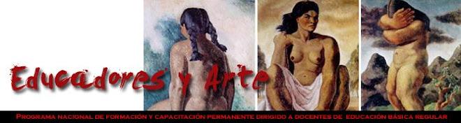 Educadores y Arte