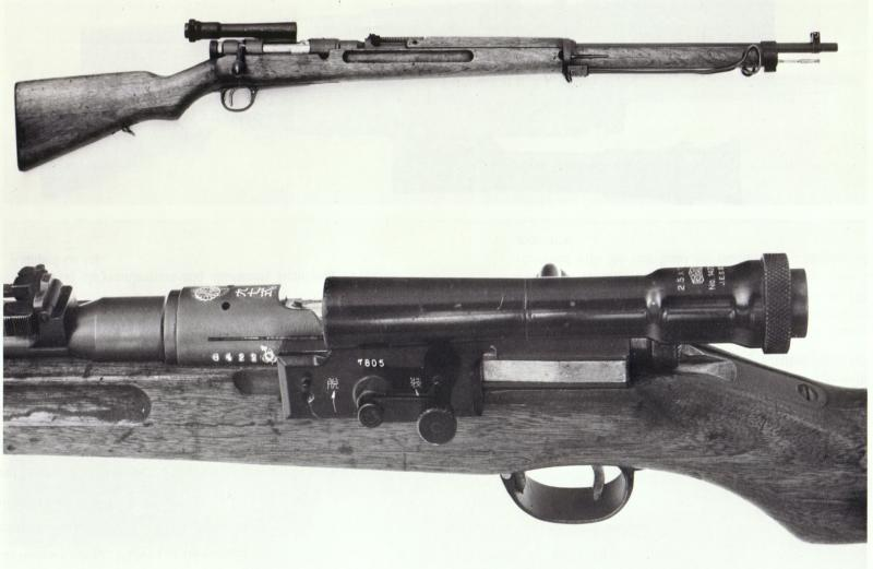 Submachine guns & light machine guns