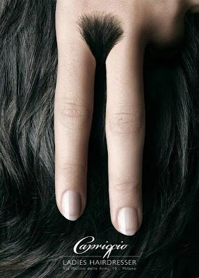 ladias hairdresser funny commercial