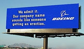 Brutally honest ads - Boeing