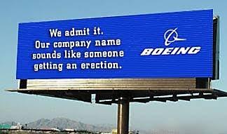 Brutally honest ads - Boeing