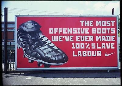 Brutally honest ads - Nike Billboard