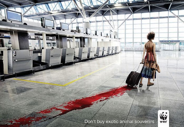 Disturbing ads