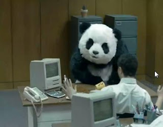 Funny Panda TV ads