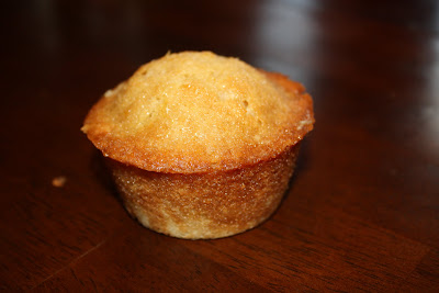 My Sister's Kitchen: Orange Mini Muffins with Brown Sugar ...