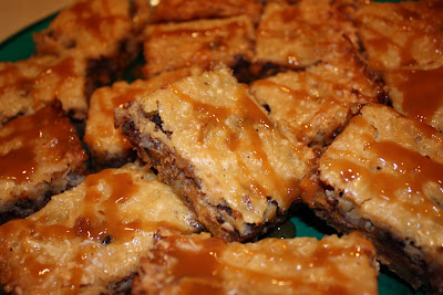 My Sister's Kitchen: Pumpkin Spice Magic Bars