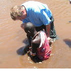 Baptism in Karantini, Kenya