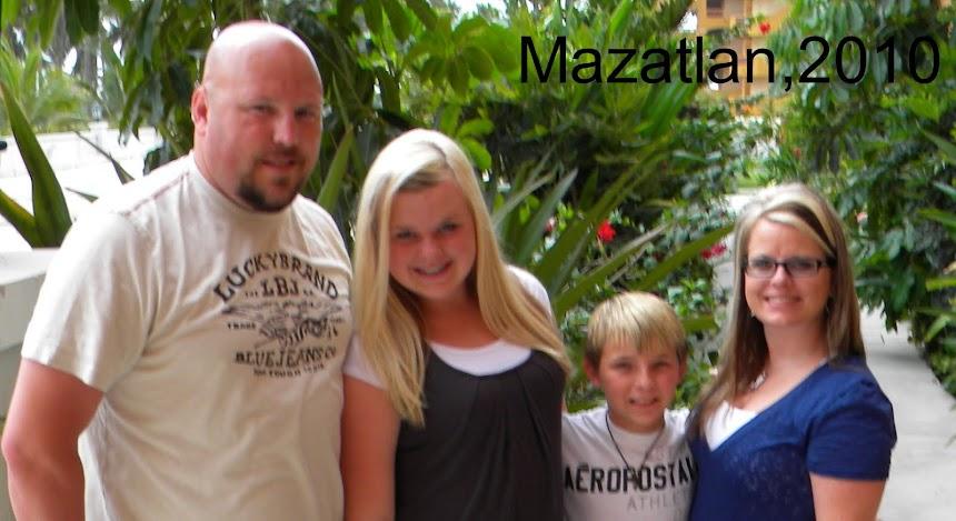 June 2010 Mazatlan, Mexico