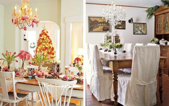 mesas natal+3 Dicas para decoração de ano novo   reveillon