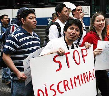 deci No a la discriminacion