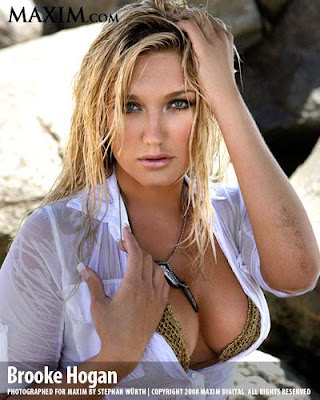 Brooke Hogan Sexy Women in Bikini Gallery. Labels: Brooke Hogan, Hot Women ...