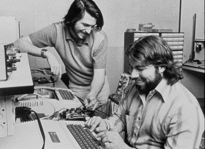 Jobs and Steve Wozniak