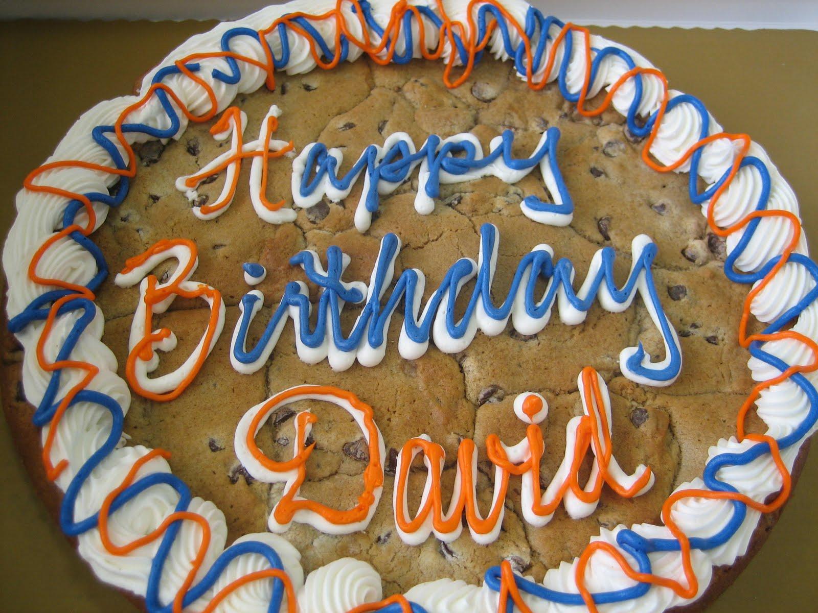 Mommoms Musings Happy Birthday David
