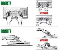 guna komputer cara salah