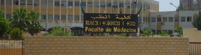 FACULTE DE MEDECINE  DE TIZI-OUZOU