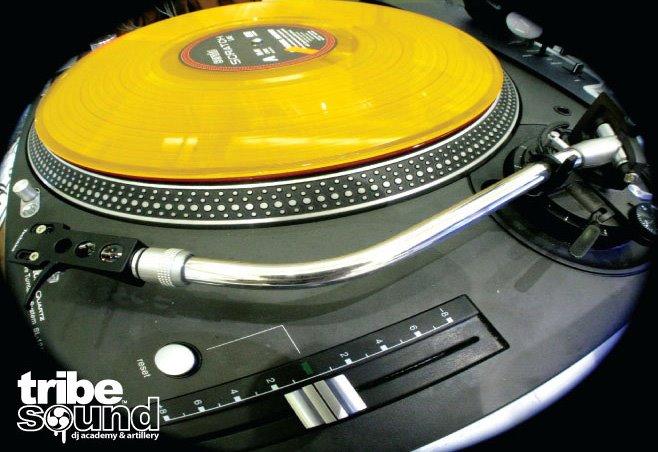 Tribe Sound DJ Academy