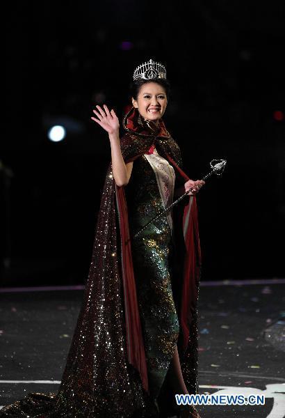 miss hong kong 2011 delegates candidates contestants