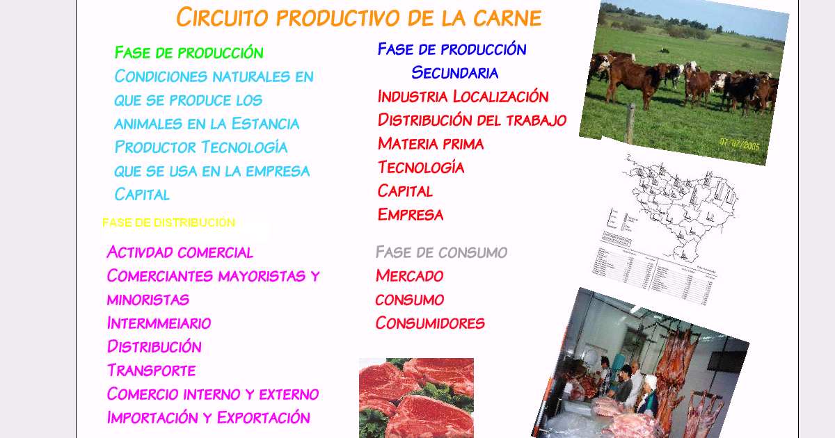 Circuito Productivo : Escuela sextos tacuarembó etoys circuito productivo de