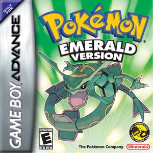Pokemon emerald cheats gba