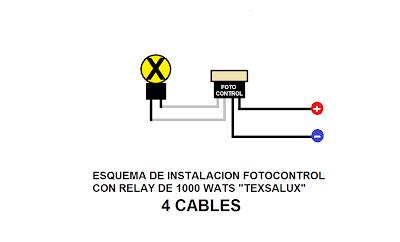 Automatico luces yoreparo - Como conectar un sensor de movimiento de tres cables ...