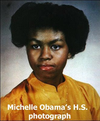 michelle obama pictures monkey. of Michelle Obama based on