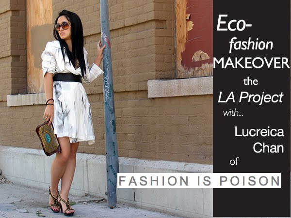 Refresh Agency Fashionmegreen Launches Its New Sustainable Style Site With An Eco Fashion Makeover