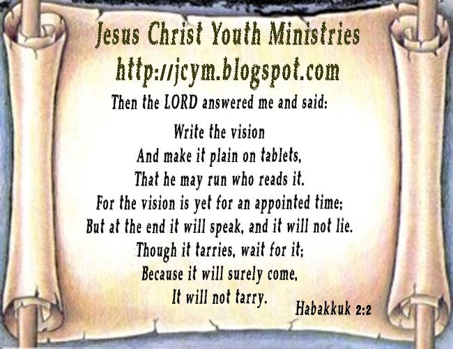 Jesus Christ Youth Ministries