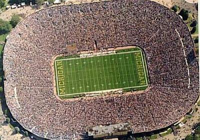 Sports News 20 Biggest American Football Stadiums