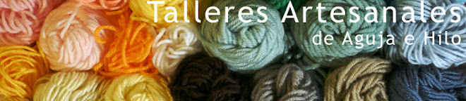 Talleres Artesanales de Aguja e Hilo