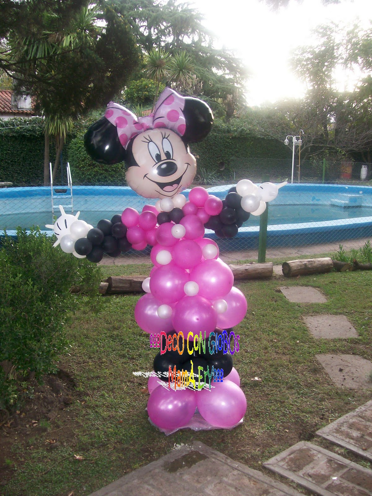 Globos Para Decoracion De Mickey Mouse