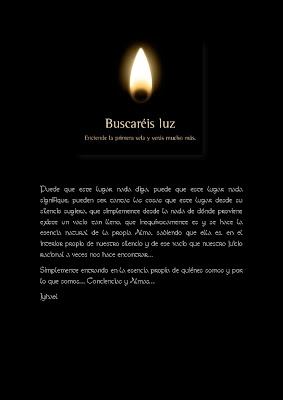 FE, LUZ Y ESPERANZA