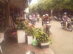 Hanoi 2008 Traditional Market