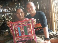 Ja Bu See-chiang rai-Thailand, 31 June 2009