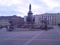 Helsinki City Centre - University of Helsinki, October 2009