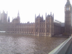 Houses of Parliament, London December 2009