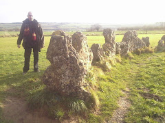 Rollright Stones Monument, Oxfordshire