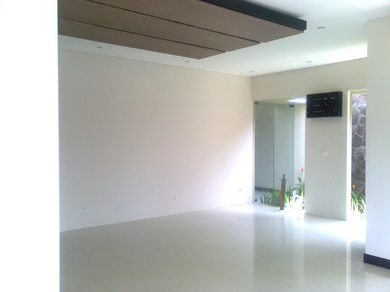 desain villa, bangun rumah, type 180, interior, minimalis