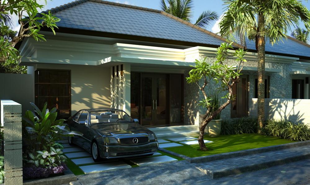 model tempelan batu alam bali minimalis holidays oo