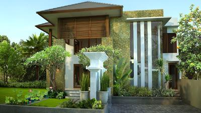 desain rumah, bangun rumah, type 300, villa, interior, minimalis