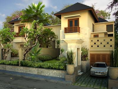 desain villa, bangun rumah, type 200, interior, minimalis, desain rumah