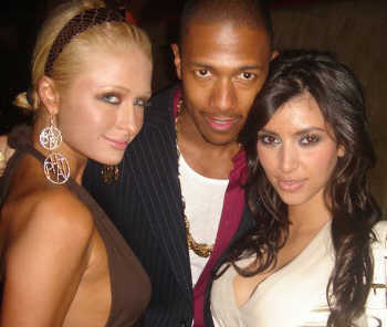 Paris Hilton   Kardashian on Kim Kardashian Paris Hilton Jpg