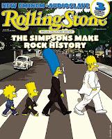 Simpsons Beatles