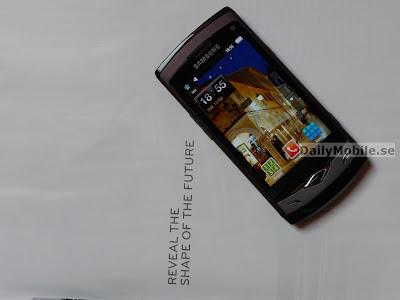 Samsung Bada Phone S8500 Pic