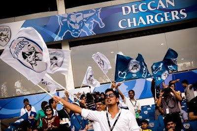 Siddarth Deccan chargers