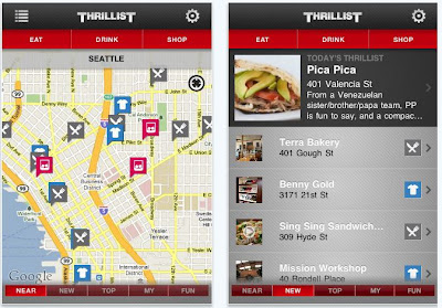 thrillist iphone app