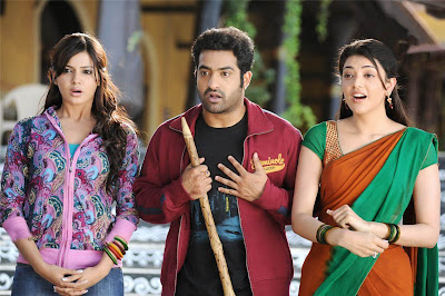 NTR Brundavanam with samantha kajol.JPG