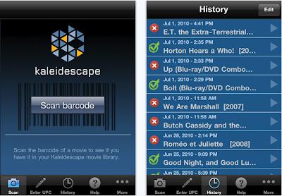 Kaleidescape App