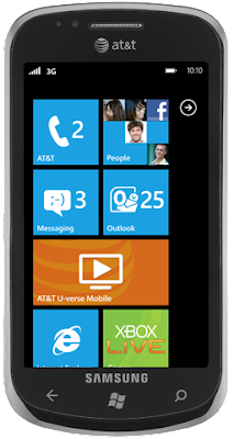 Samsung Focus WP7